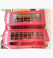 Telephone Booth Poster