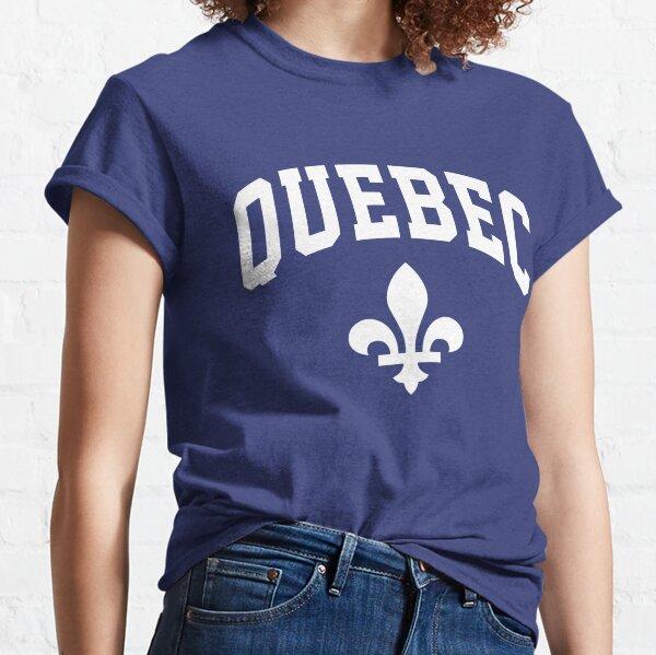 Quebec Classic T-Shirt