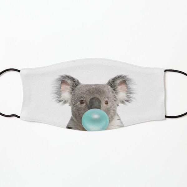 Koala Bubblegum Art Cute Nursery Kids Mask