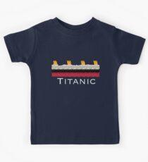 Titanic   1912   Modern Style Kinder T-Shirt