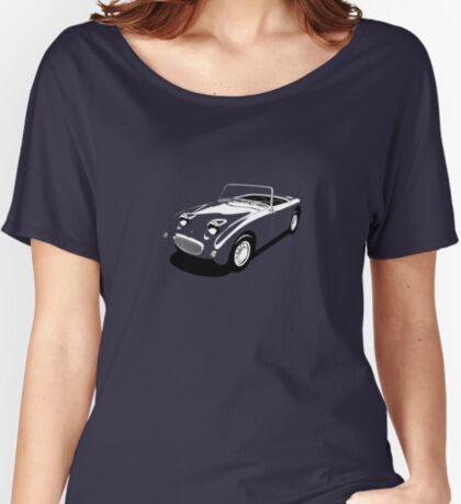Austin-Healey Sprite Bugeye Women's Relaxed Fit T-Shirt