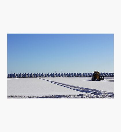 Salt Flats Photographic Print