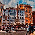 ROME - Pantheon Square... by vaggypar