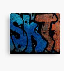 skiff Canvas Print