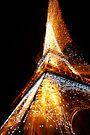 Eiffel Tower Sparkles by Leon Heyns