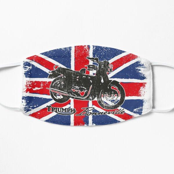 Triumph Bonneville scratch Union Jack Mask