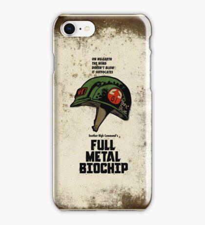 Full Genetic Infantryman iPhone Case/Skin