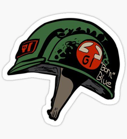 Full Genetic Infantryman Sticker