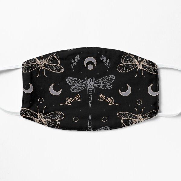 Goth Face Flat Mask