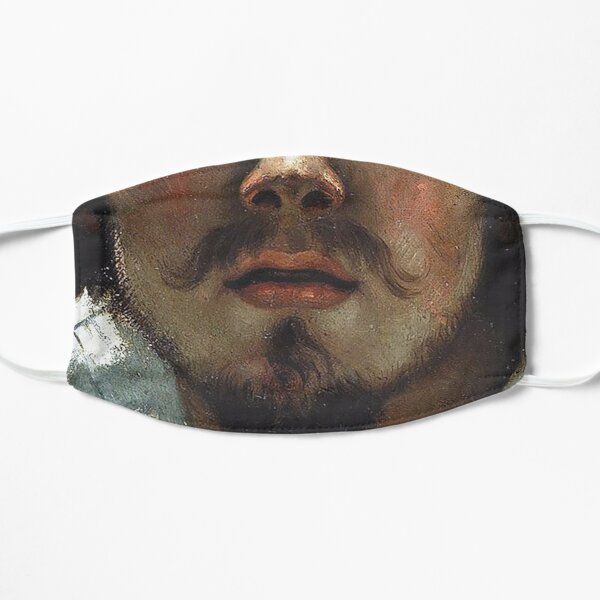 The Desperate Man   —   Gustave Courbet Mask