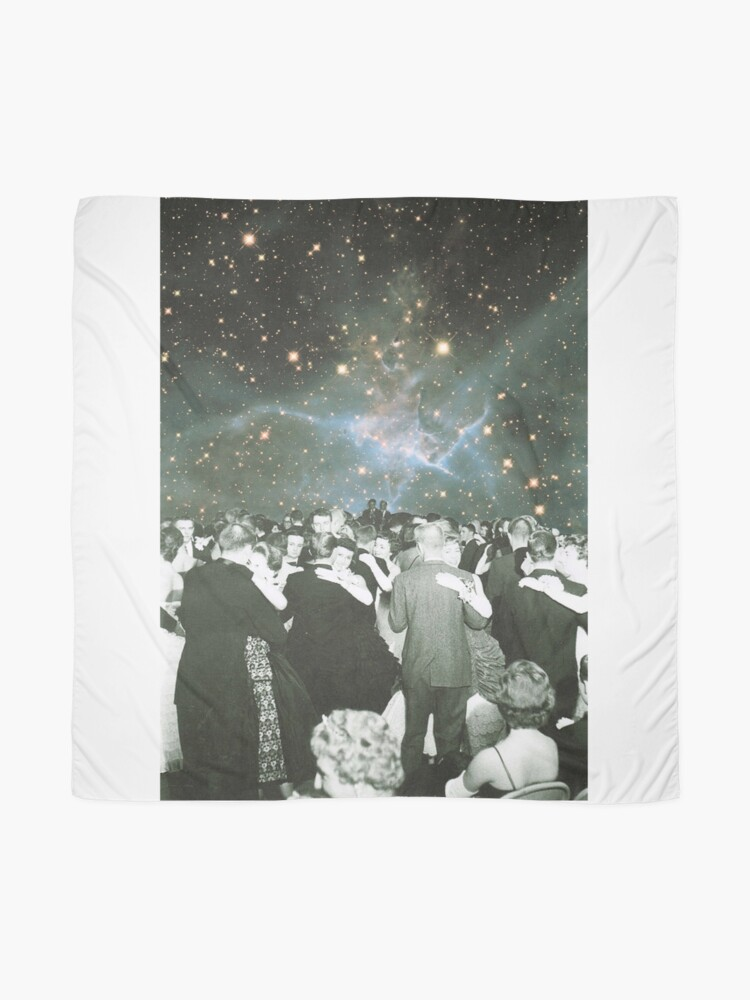 Alternate view of Dancing under the stars Scarf