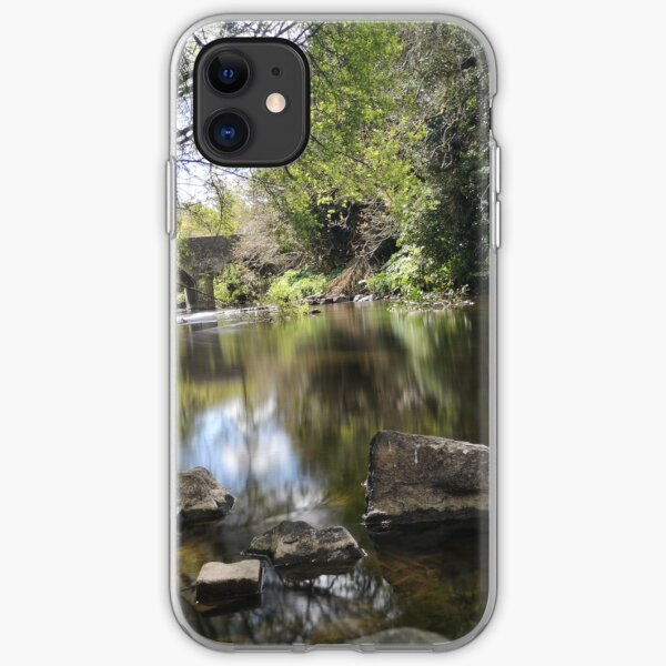 Nature walk iPhone Soft Case