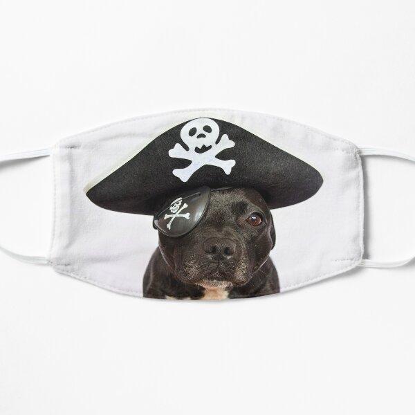 Pirate Dog! Flat Mask