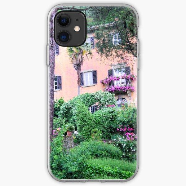 Author's Retreat-Cortona-Italy iPhone Soft Case