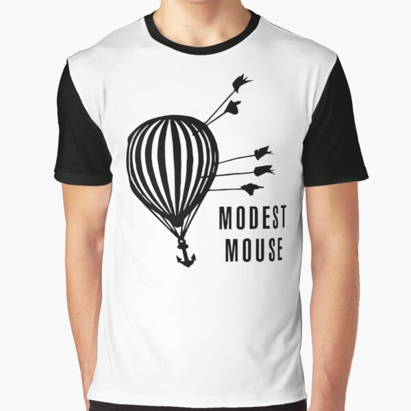Modest Mouse Good News Before the Ship Sank Combined Album Covers Graphic T-Shirt