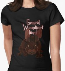 Watership down - General Woundwort lives Women's Fitted T-Shirt