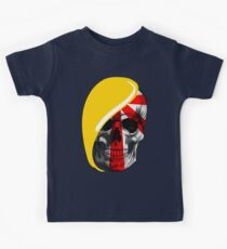 Blond Skull Kids Clothes