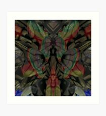 Isotope 1 Art Print