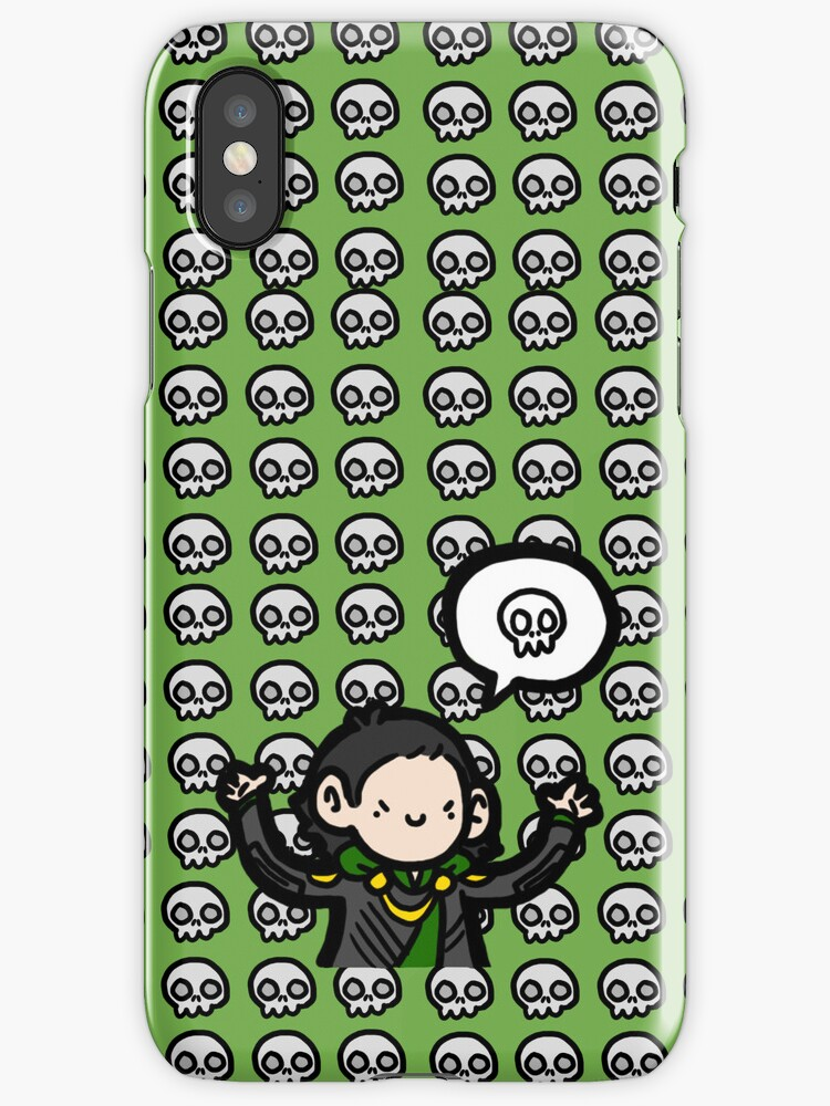 Mischief- iPhone/iPod case by geothebio