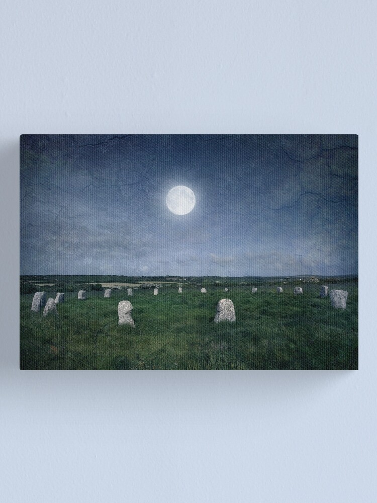 Alternate view of The Merry Maidens Canvas Print