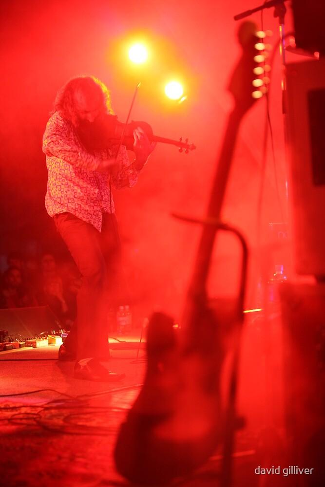 Warren Ellis / Dirty Three by david gilliver
