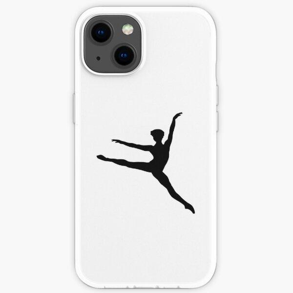 Ballerino Figure iPhone Soft Case