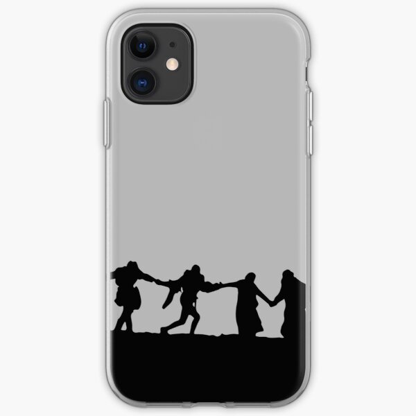 Ingmar Bergman´s Seventh Seal iPhone Soft Case