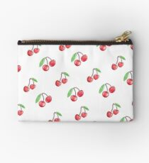 Cherries - hand drawn Studio Pouch