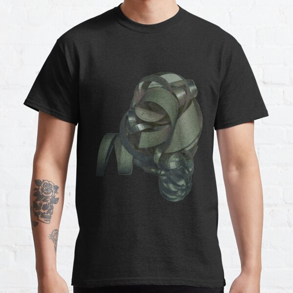 Envy Half Gas Mask Roblox Entangle T Shirts Redbubble