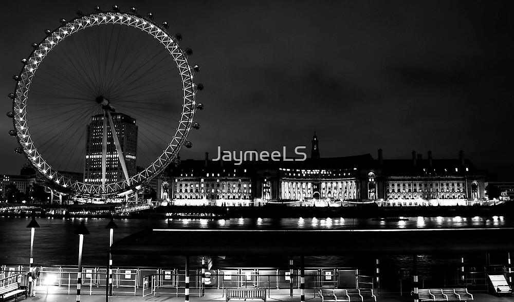London Eye by JaymeeLS