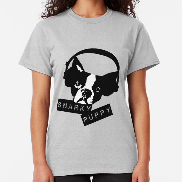 Snarky Puppy Logo HD Classic T-Shirt