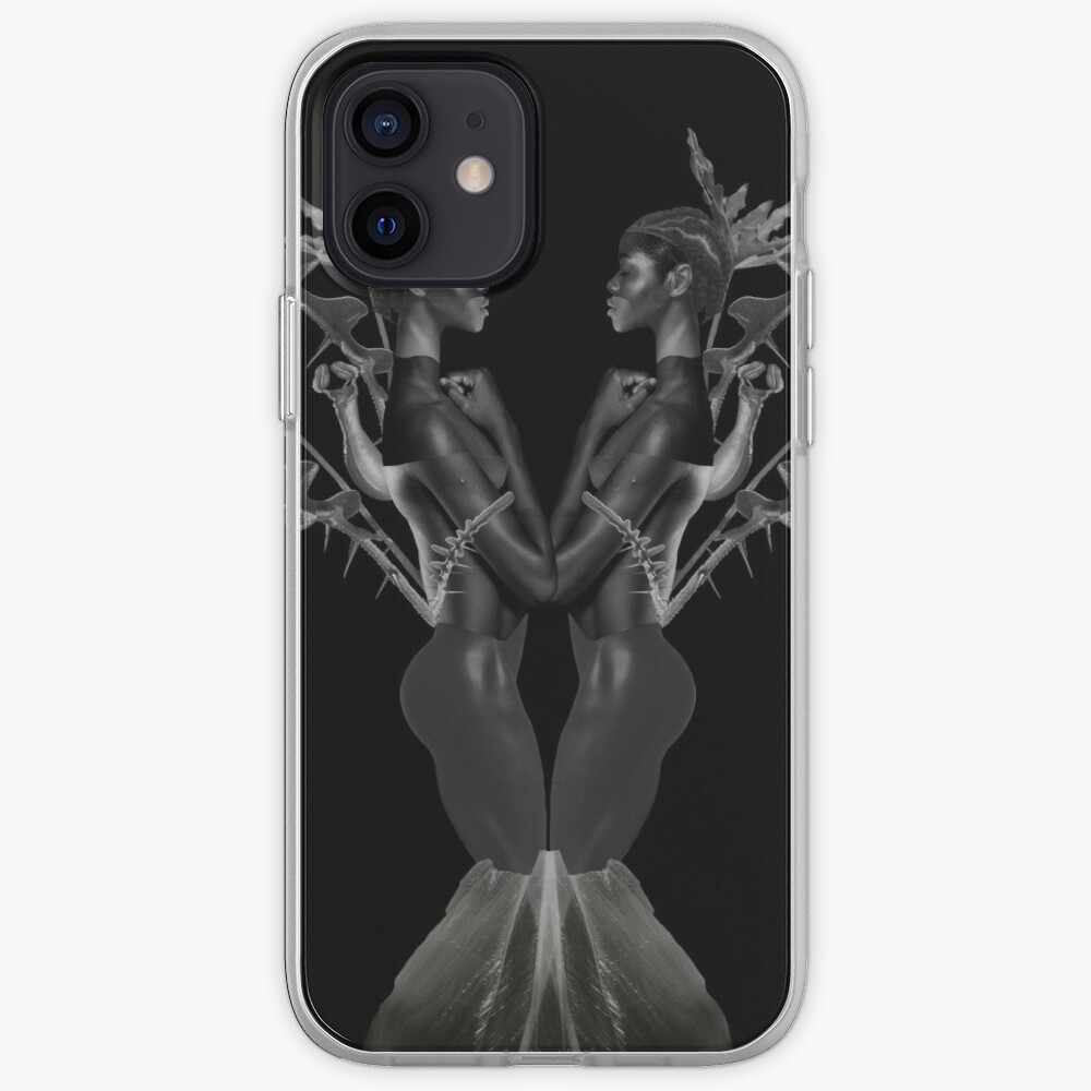 Rebirth of Self - butterfly, nature, metamorphosis iPhone Case & Cover