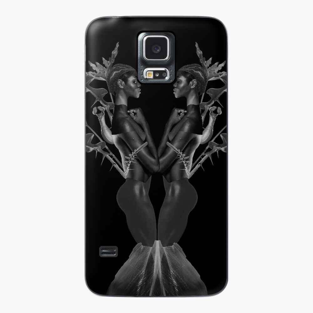 Rebirth of Self - butterfly, nature, metamorphosis Case & Skin for Samsung Galaxy