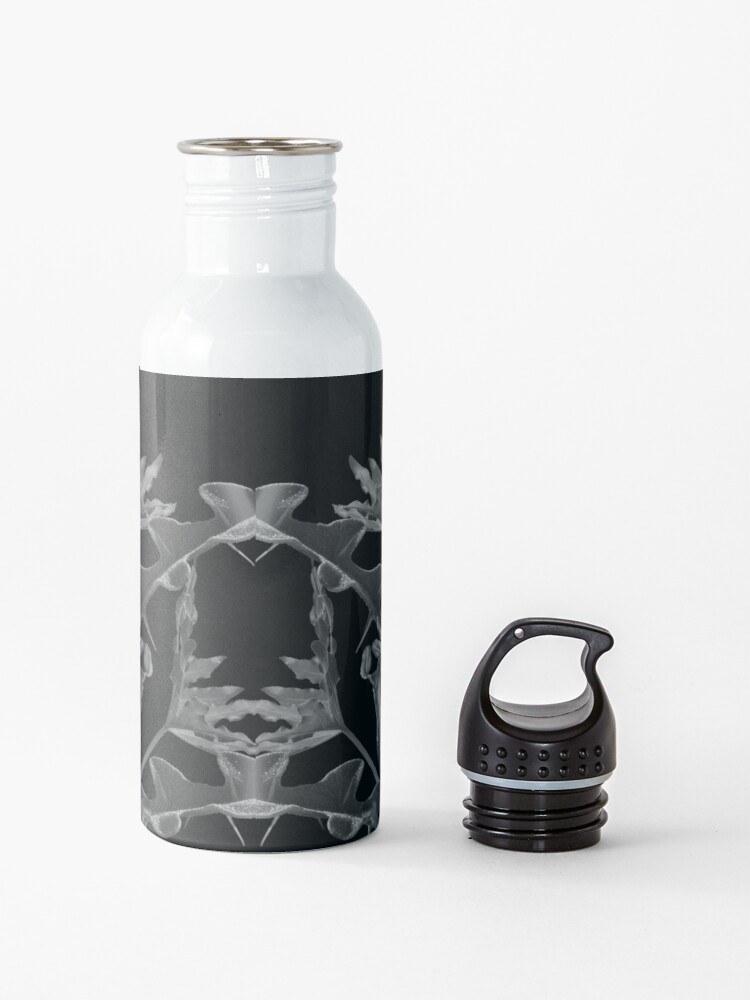 Alternate view of Rebirth of Self - butterfly, nature, metamorphosis Water Bottle