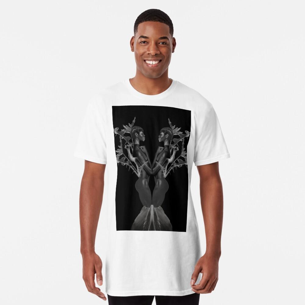 Rebirth of Self - butterfly, nature, metamorphosis Long T-Shirt