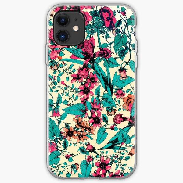 THE GARDEN iPhone Soft Case