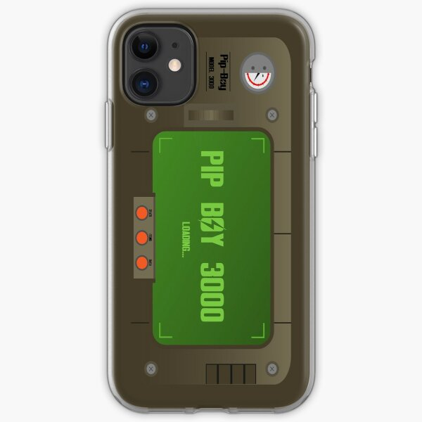 Pip-Boy 3000 Phone Case iPhone Soft Case