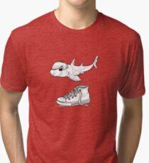 Bieber shark Tri-blend T-Shirt