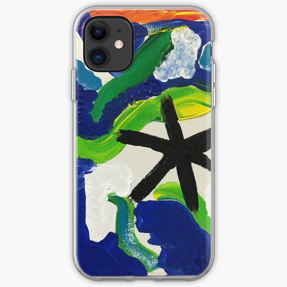 River Flows iPhone Case & Cover