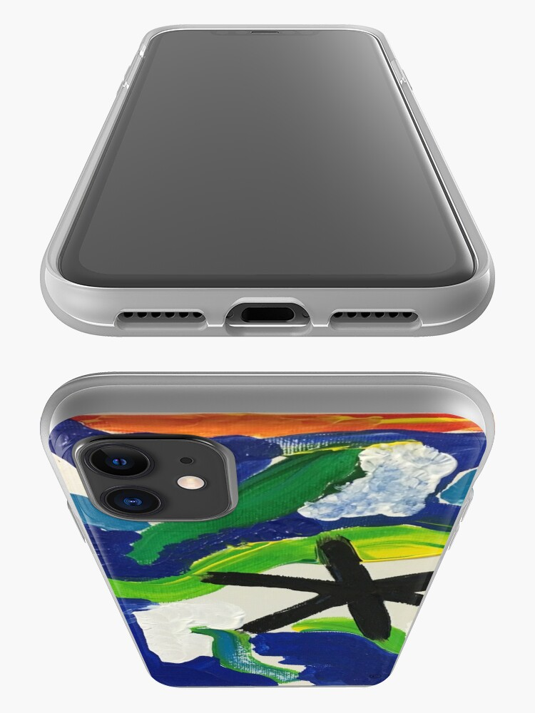 Alternate view of River Flows iPhone Case & Cover
