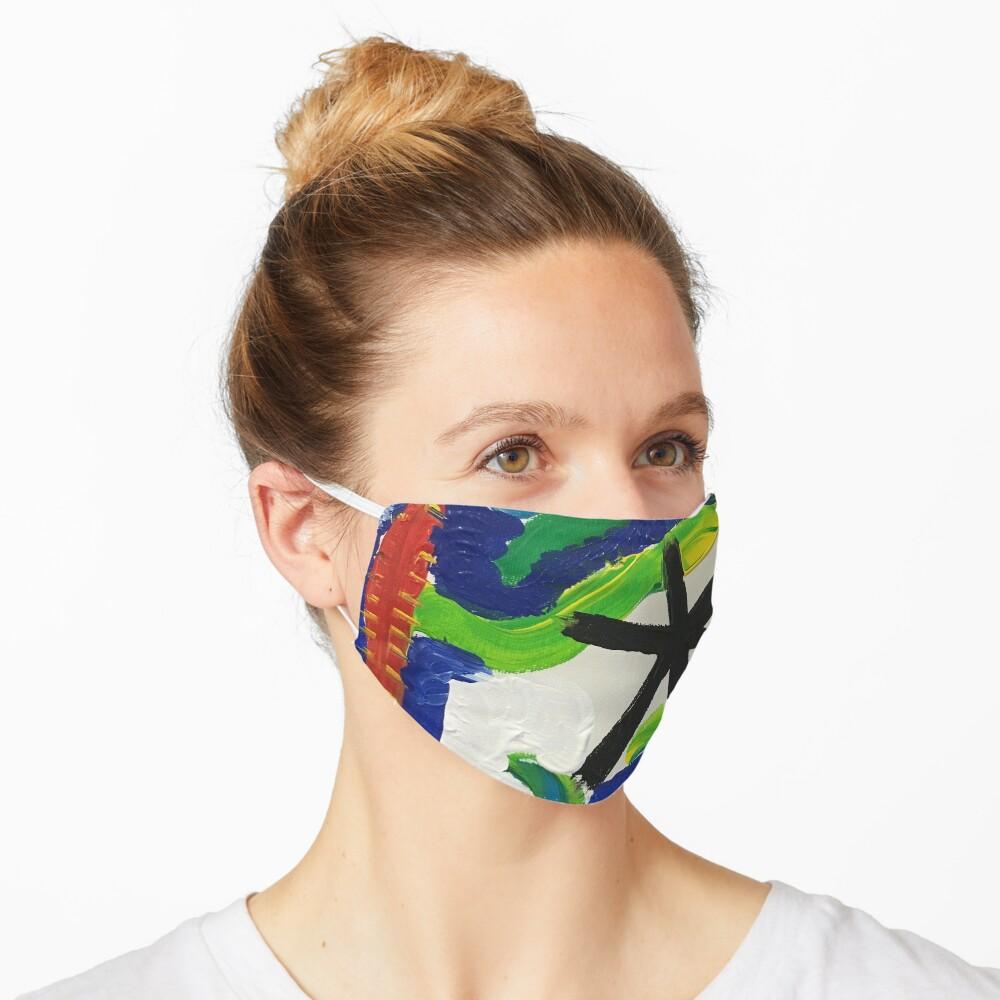 River Flows Mask