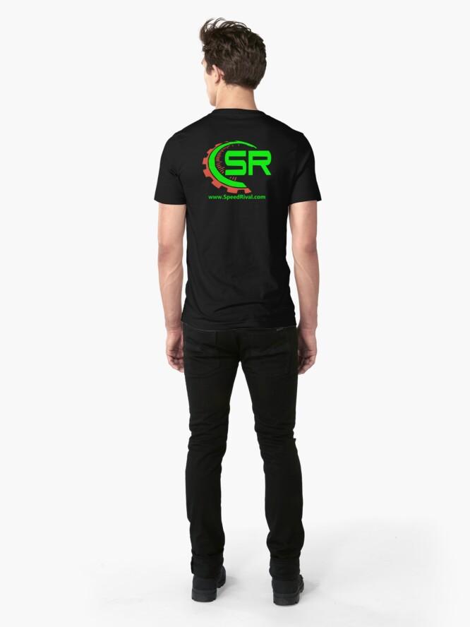 Alternate view of SpeedRival Slim Fit T-Shirt