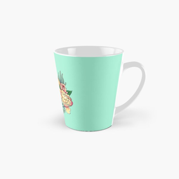 Pastel Bearded Dragon Tall Mug