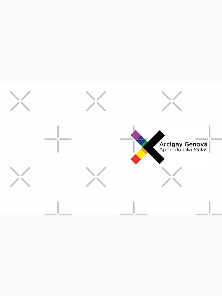 Arcigay Approdo Genova Logo by ArcigayGenova