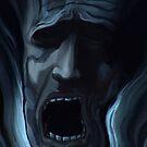 Scream by Jokisaloart