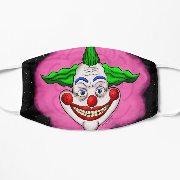 Killer Klown From Outer Space Mask