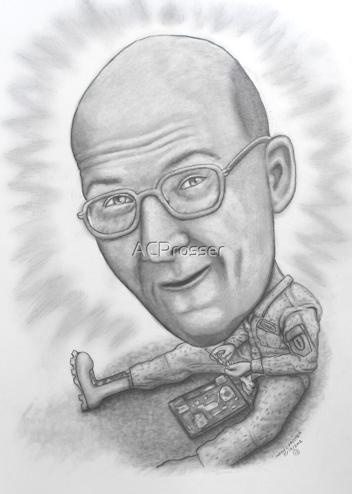 caricature by ACProsser