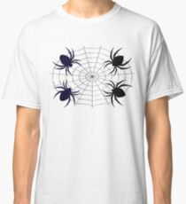 Cartoon Spider 3 Classic T-Shirt