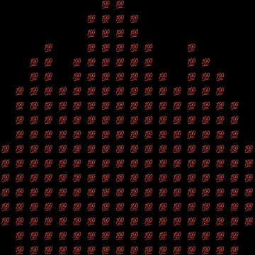 Fire emoji 100 collage by DSFLi
