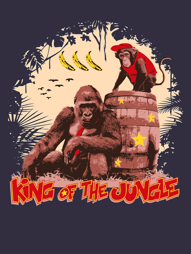 King of the Jungle by Onichi